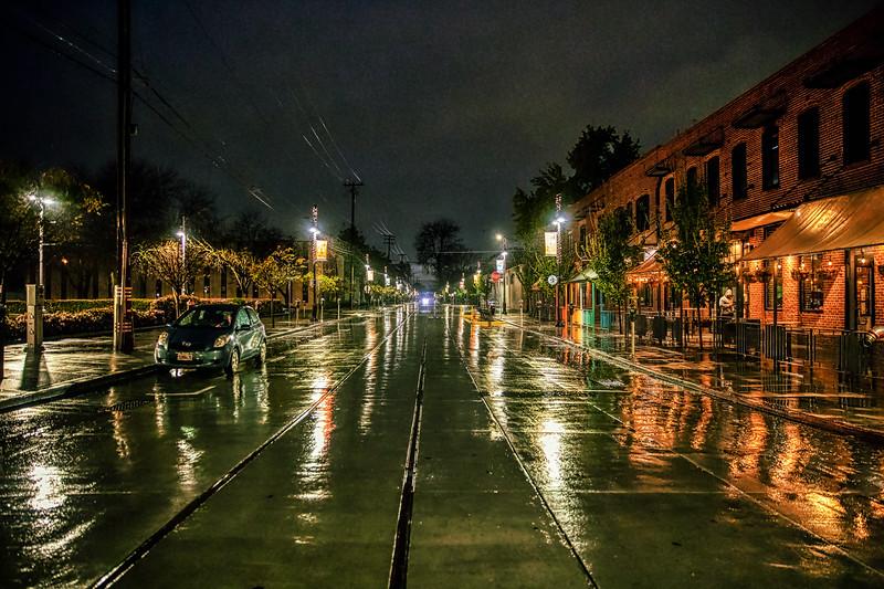 Empty Sacramento