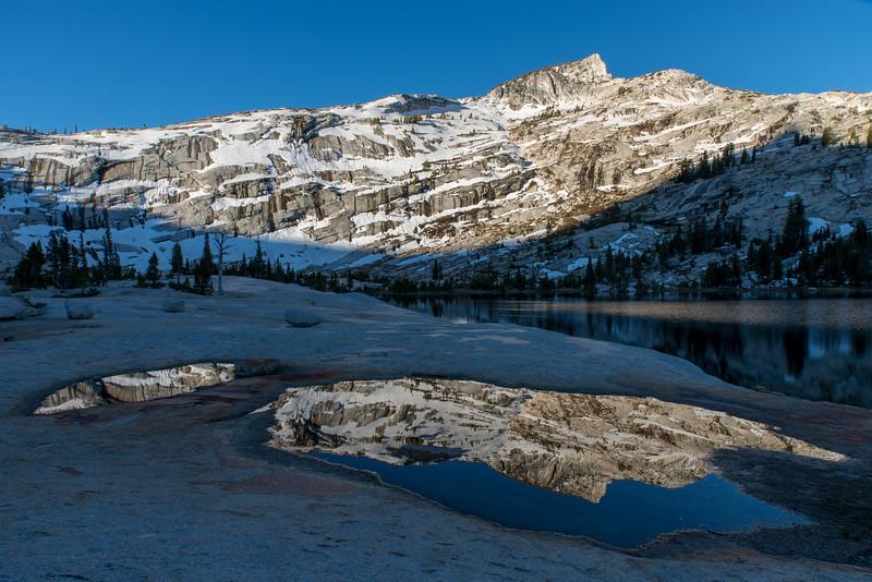 2015 & 2012 Cathedral Lakes, Yosemite
