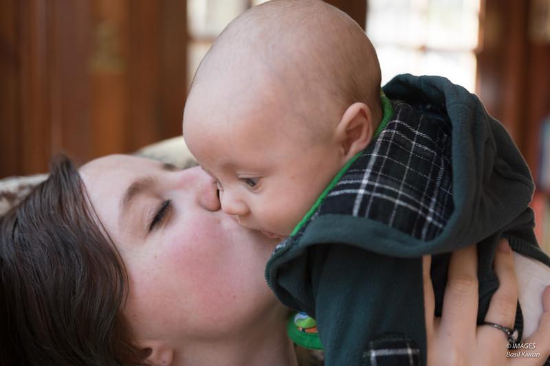 The Kiss of Joy