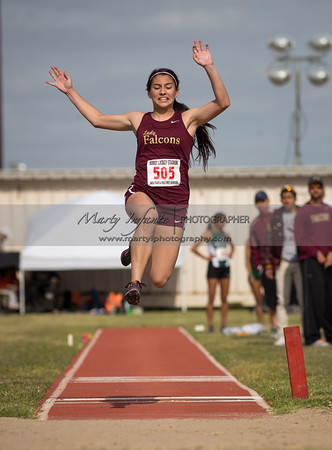 Area Track Meet Day 1