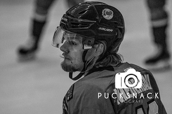 ATG Hockeyettan Hanhals Kings vs Kallinge Ronneby (Trekronasmatchen) 2019-12-01