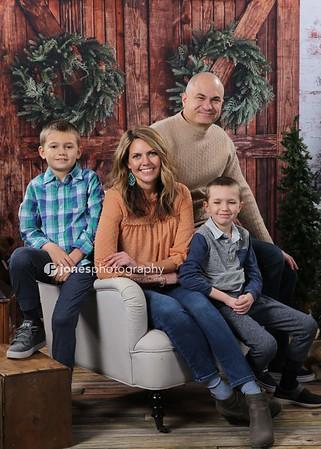 Morgan Family Christmas 2020