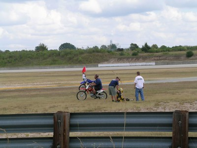 CMRA Races at Texas World Speedway