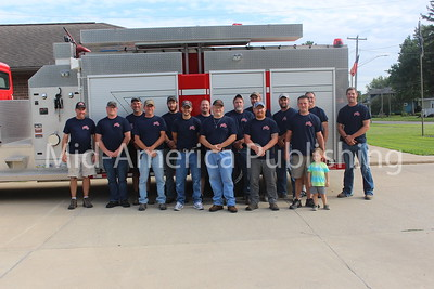 2020 Fire Departments