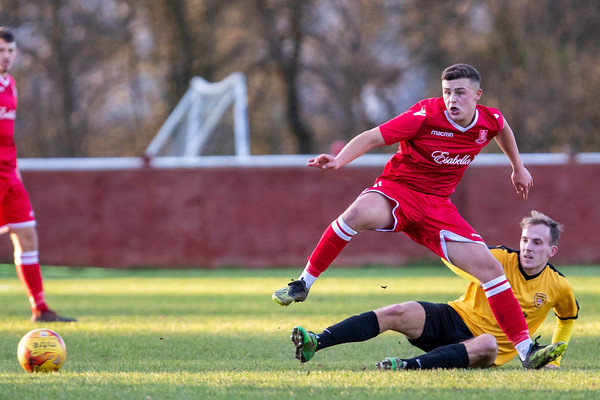 Highgate Utd FC vs Haughmond FC - 4th Jan 2020