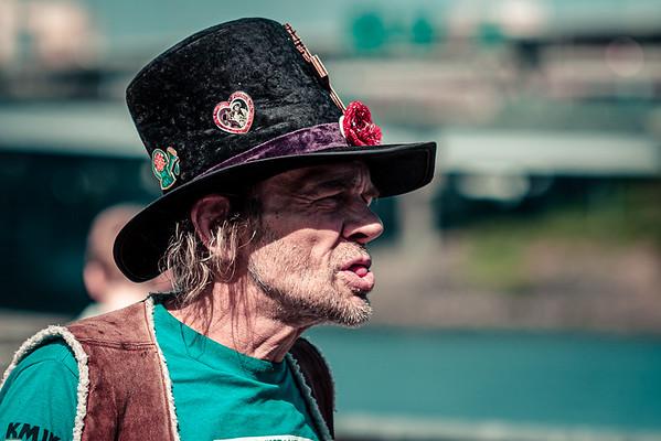 Portland Blues Festival, 050701