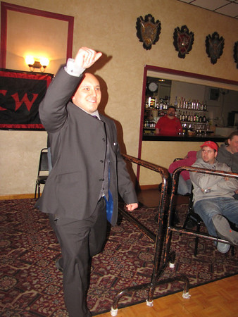 Northeast Championship Wrestling 15 Year Reunion April 27, 2012