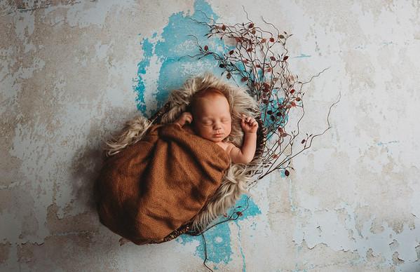 Damon McAtee Newborn 2019