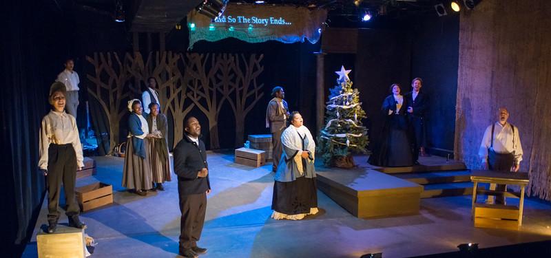 Firehouse Theatre  A CIVIL WAR CHRISTMAS