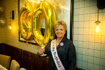60th Birthday // Mary Campobasso