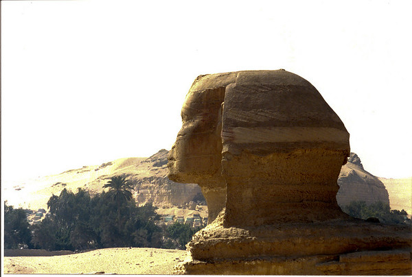 2001 Egypt Trip