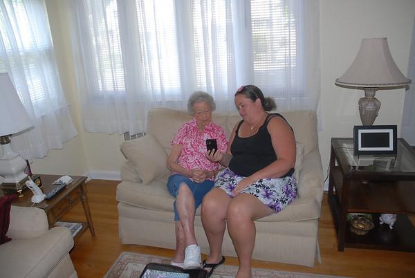 Grandma at 91