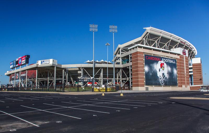 Pappa Joes Cardinal Stadium
