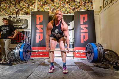 Northern Log and Deadlift 19th October 2019 Deadlifts and Prizegiving