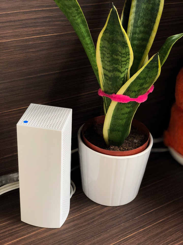 Linksys Velop Whole-Home Mesh Wi-Fi for 5 room HDB flat