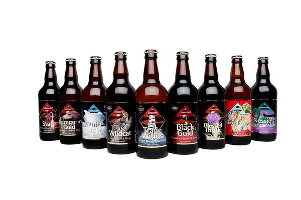 20120723 Cairngorm Bottles