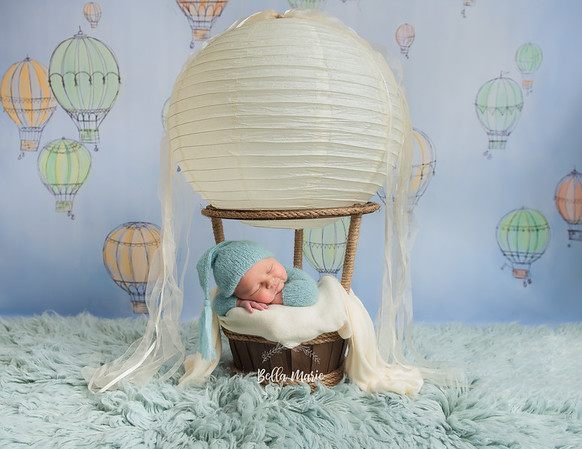 Baby James Newborn Gallery