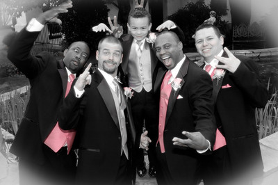 Weddings-Groomsmen