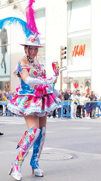 Hispanic Day Parade 2009--NYC