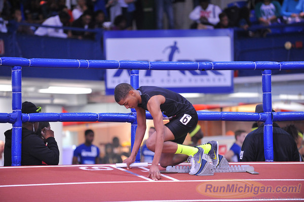 Boys' 4x400 Relay, Michigan Only - 2014 NB Indoor Nationals