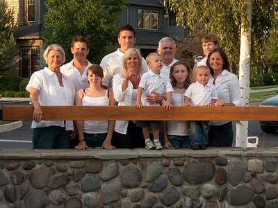 Lucas/Hughes Family