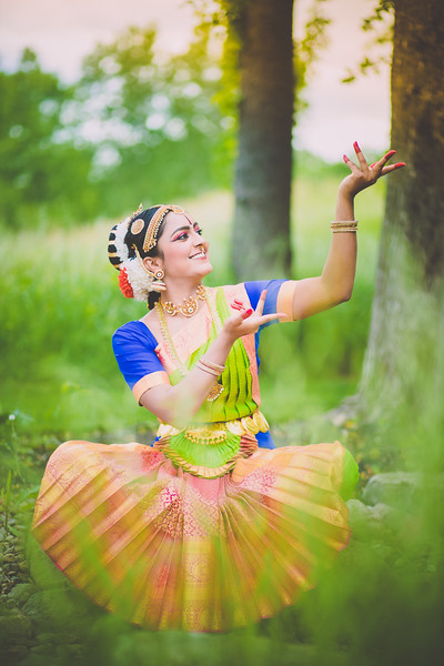 Sanjana Arangetram
