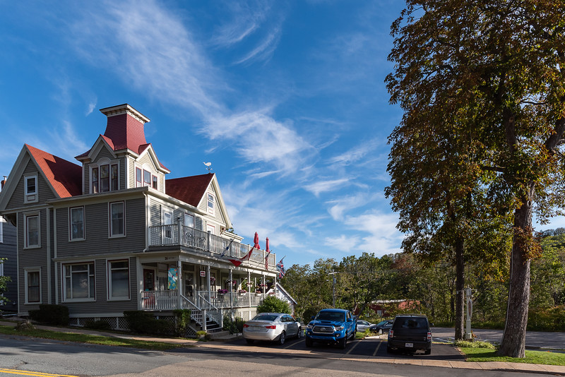 """5 stars"" for Lunenburg Inn, Lunenburg"