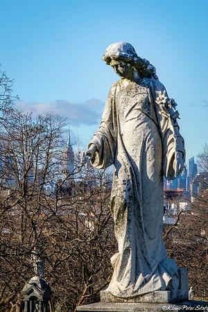 The Evergreens Cemetery Brooklyn
