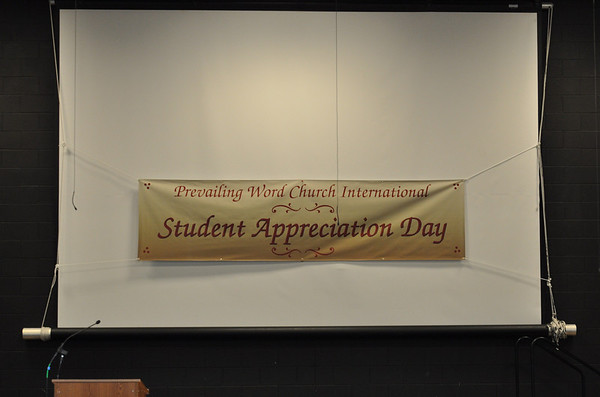 Prevailing Word Church International - Graduation 2013
