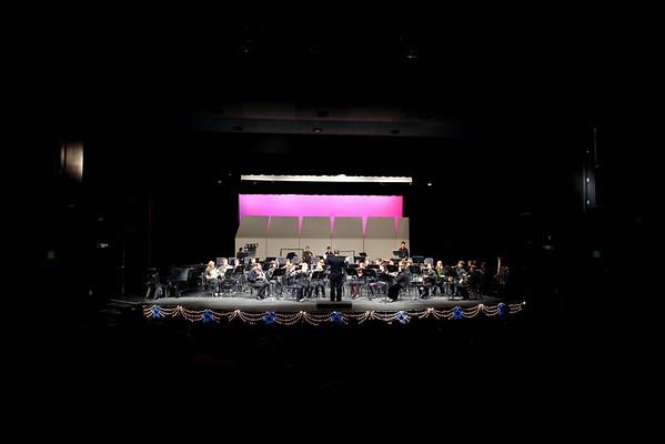 Los Altos Band Night 12/9/09