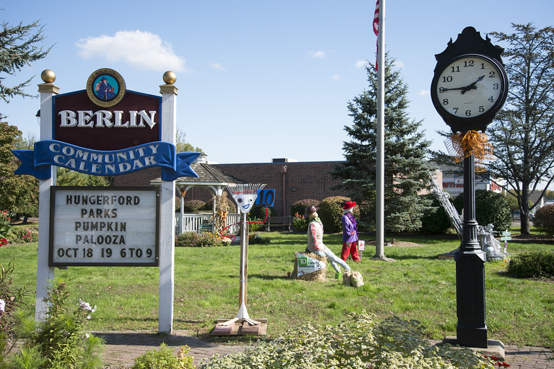 10/14/19  Wesley Bunnell   Staff  The Berlin Parks and Recreation Department is hosting the 15th Annual Scarecrow Festival now through the end of the month with scarecrows on display on Farmington Ave.