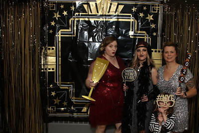 Roaring 20's New Years Eve party 2020