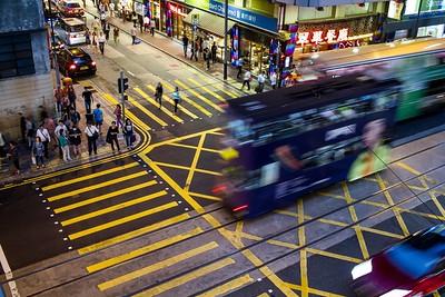 Hong Kong Streets 2016