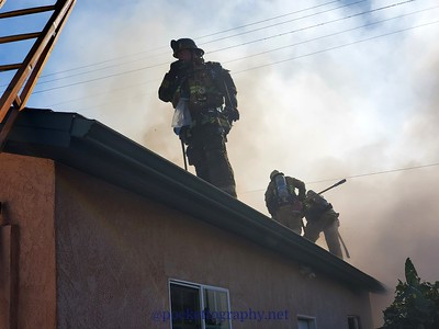 1243 W Gage Ave fire 11-30-20