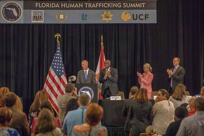 10-1-2018 Orlando Human Trafficking event