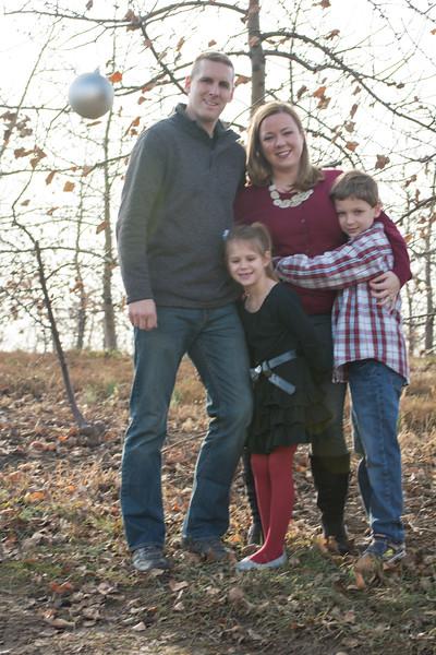 Erin Family Xmas Shoot Dec 2014