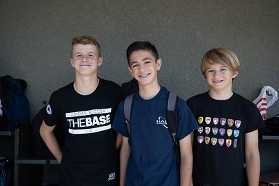 Sequoyah Students Return to School