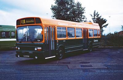 R. BARBER Scanned Slides - Buses