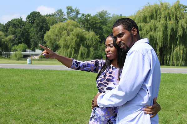 Chanel Coleman Maternity Shoot