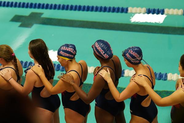 2019 Franklin vs Belleville Swim