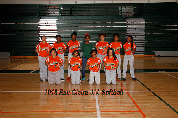 2018 JV Softball