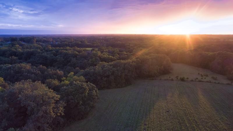 Dreamy Northern MO Sunset