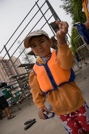 2007 CAR Fund Raising Swim-a-thon