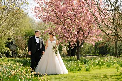 Steve & Lorraine's wedding