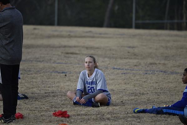 Middle School Soccer vs Corem Deo 1.4.18
