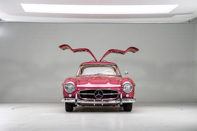 RM Mercedes 300SL
