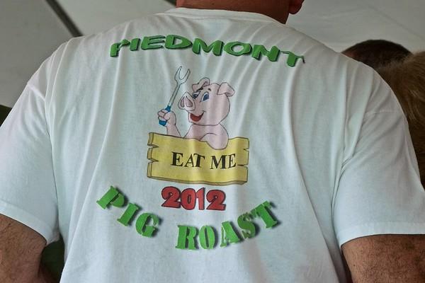 Piedmont Pig Roast 2015