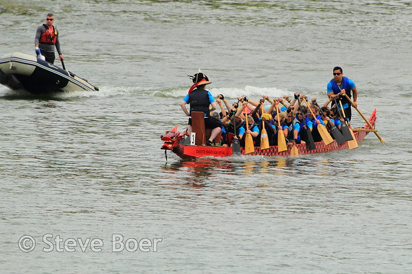 Pond Pirates Dragonboat Races