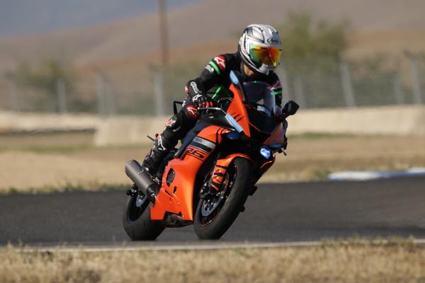 Yamaha Orange