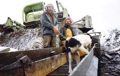 1983-09 Butte Creek Mine, Circle District, Alaska